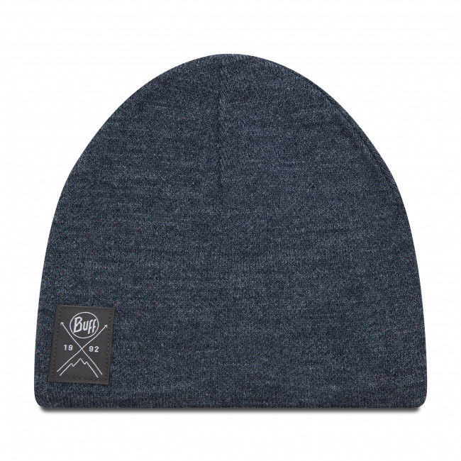 Czapka BUFF - Knitted & Polar Hat 113519.787.10.00 Solid Navy