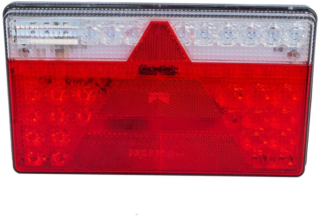 Lampa tylna zespolona Asp ck Multiled II 5-pin LED lewa