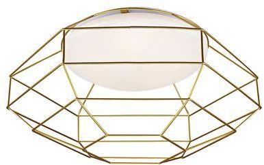 Plafon NEST plafond D49 gold 106828 - Markslojd  Napisz lub Zadzwoń - Otrzymasz kupon zniżkowy