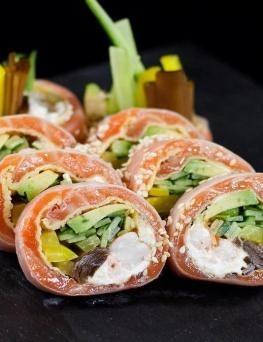 Kolacja sushi dla dwojga  Bydgoszcz