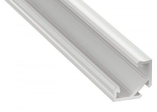PROFIL typ C 2m biały lakierowany narożny