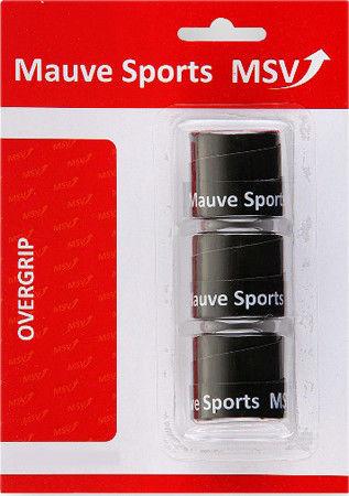 MSV MSV Overgrip Skin perforated (3szt.) - black MSV-GRIP-SKIN-BK