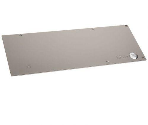 EK Water Blocks EK-FC Titan V Backplate - Nickel
