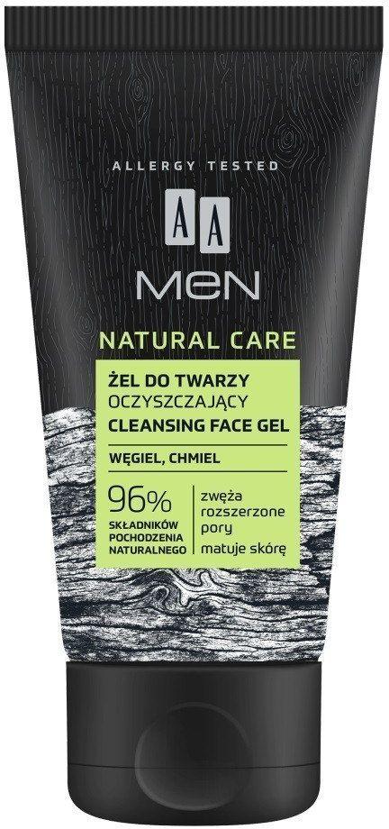 OCEANIC AA Men Natural Care Żel do mycia twarzy oczyszczający 150ml