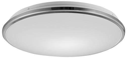 Lampa sufitowa plafon BELLIS LED 24W śr. 38cm chrom