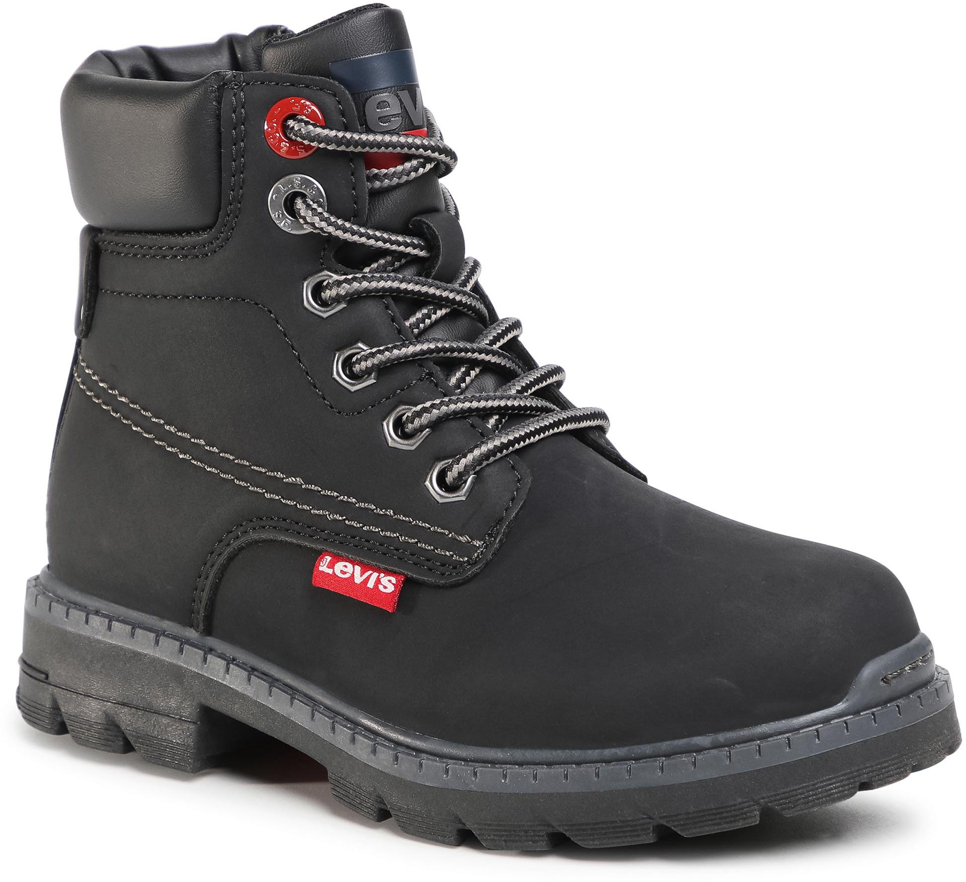 Trapery LEVIS  - New Forrest VFOR0055S Black 0003