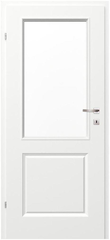Skrzydło drzwiowe pokojowe MORANO II Białe 80 Lewe CLASSEN