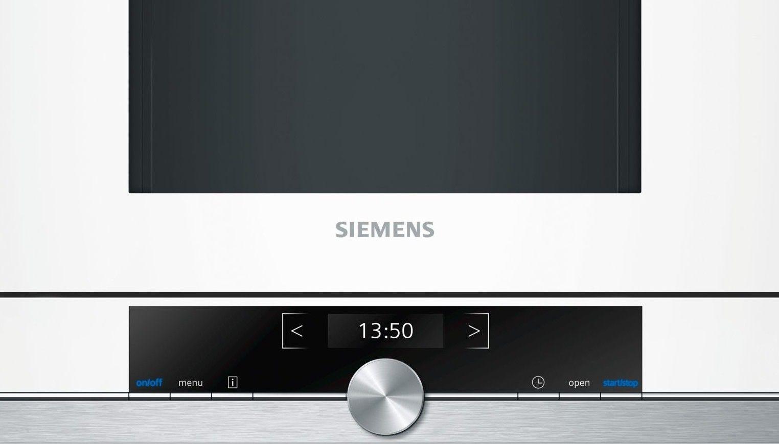 Mikrofala Siemens BF634RGW1 sLine, I tel. (22) 266 82 20 I Raty 0 % I kto pyta płaci mniej I Płatności online !