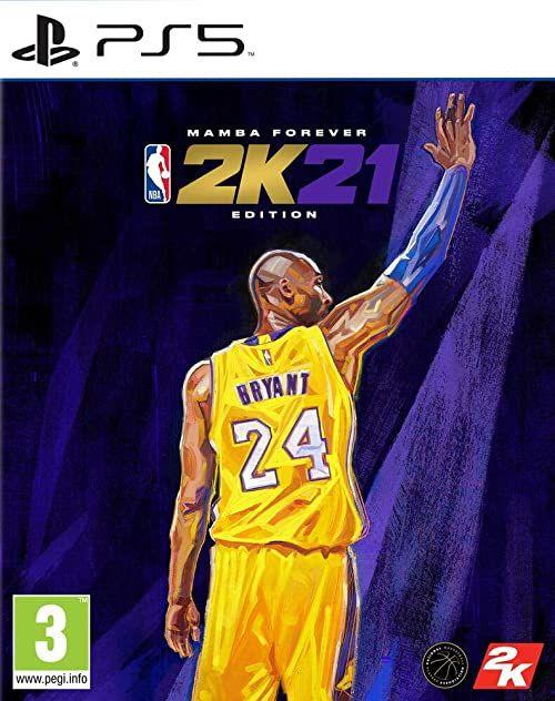 NBA 2K21 Legend Edition - [PlayStation 5]  wersja niemiecka