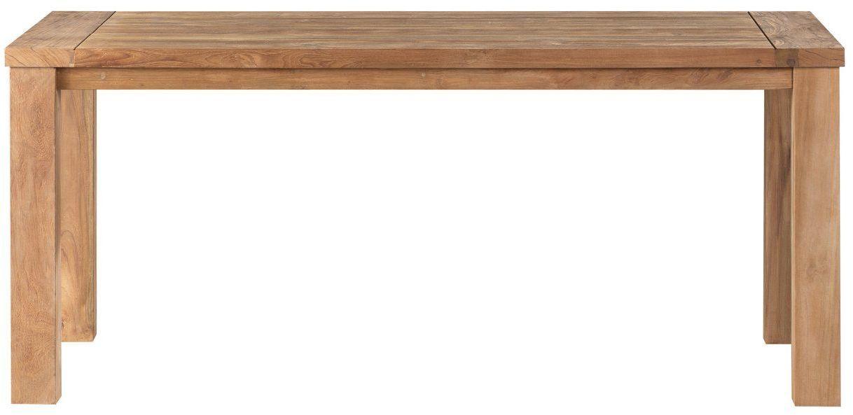 Stół Clyton 160x90x78cm natural, 160  90  78 cm