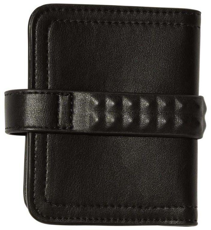 portfel VOLCOM - Stonestudy Wallet Black (BLK)