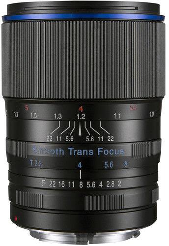 Laowa Venus 105mm f/2 Smooth Trans Focus - obiektyw stałoogniskowy do Nikon F Laowa Venus 105mm f/2 Smooth Trans Focus