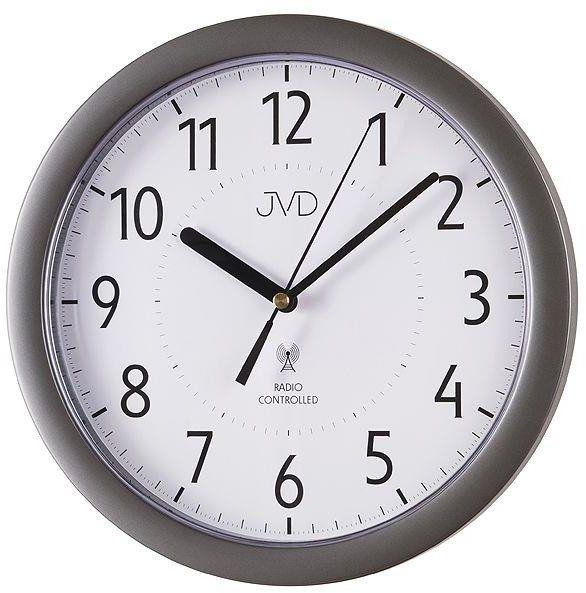 Zegar ścienny JVD RH612.11 DCF77