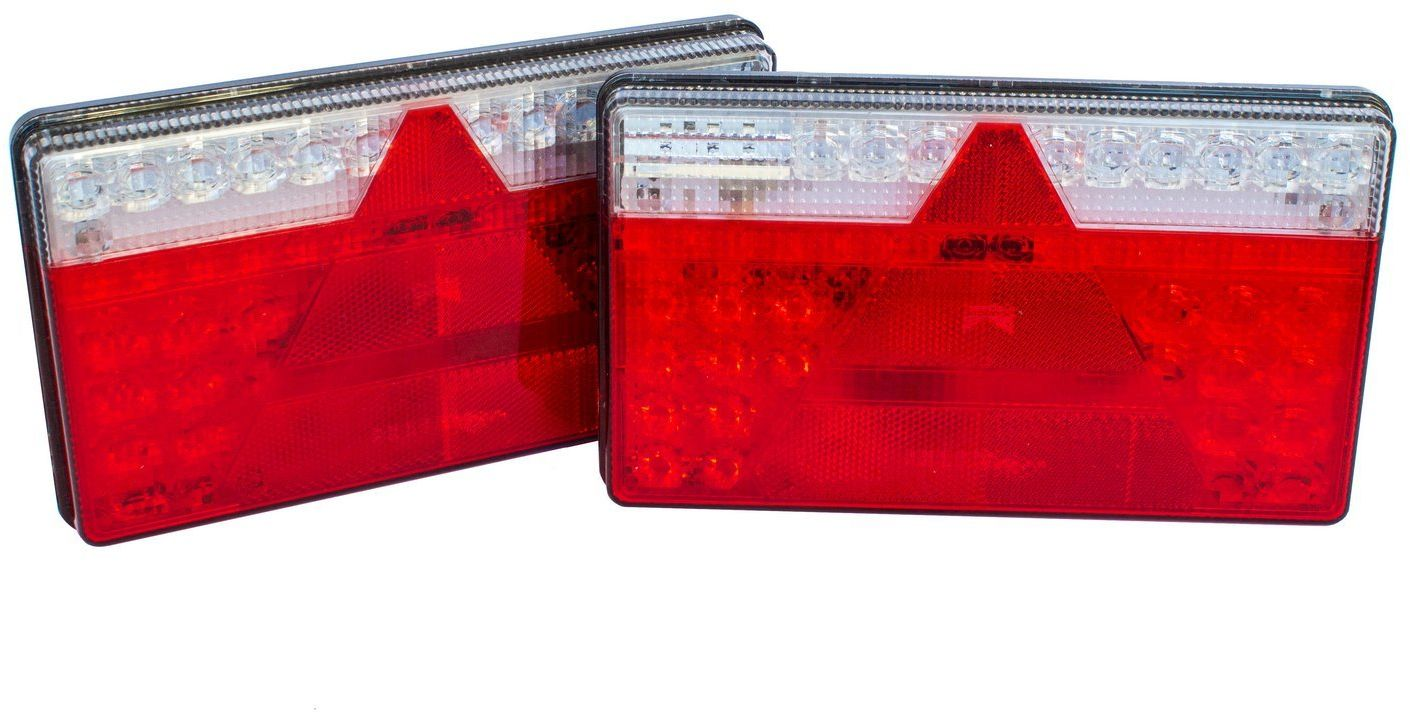 Zestaw: Lampa tylna zespolona Asp ck Multiled II 5-pin LED prawa+lewa