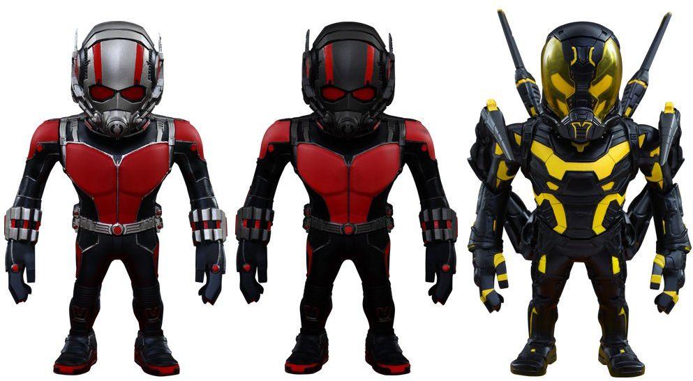 """Hot Toys Figurka Deluxe """"Ant Man Artist Mix"""" (zestaw 3 szt.)"""
