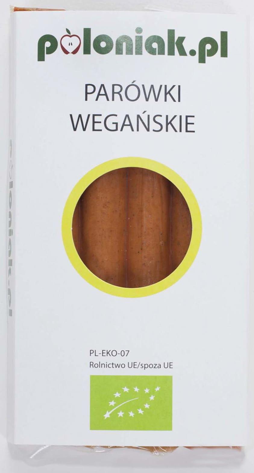 Parówki wegańskie BIO - Poloniak - 230g