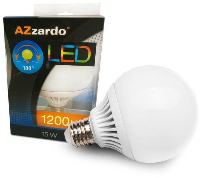 Żarówka LED 15W E27 180st. AZ1081 - Azzardo  Napisz lub Zadzwoń - Otrzymasz kupon zniżkowy
