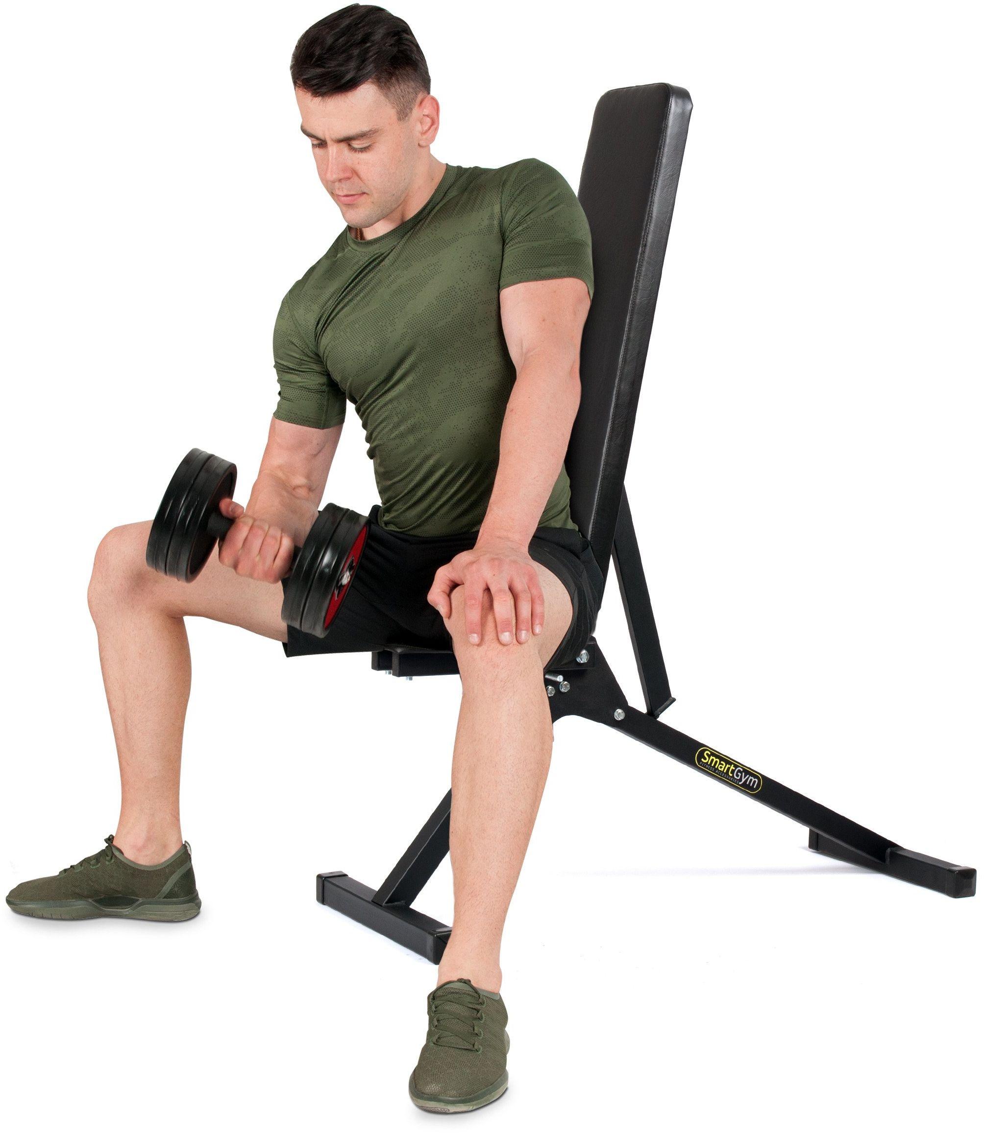 Ławka do ćwiczeń SG-11 - SmartGym Fitness Accessories