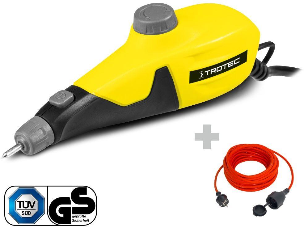 Urządzenie do grawerowania PEGS 10-230V + Przedłużacz jakościowy 15 m / 230 V / 1,5 mm