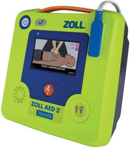 Defibrylator treningowy ZOLL AED 3