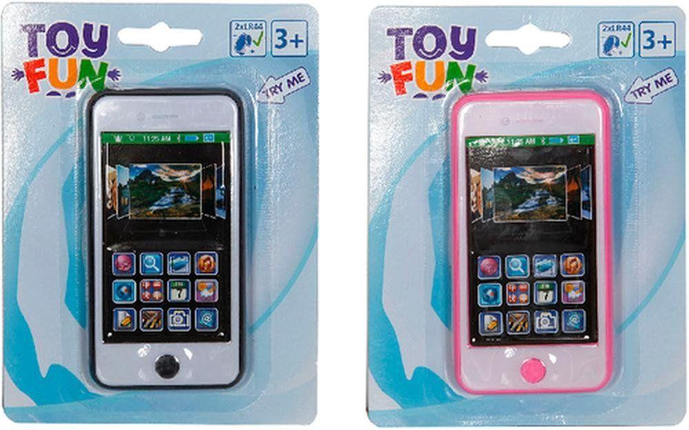 Toy Fun smartfon z dźwiękiem