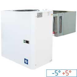 Agregat chłodniczy 2550W 400v -5  +5  760x1060x(H)860mm