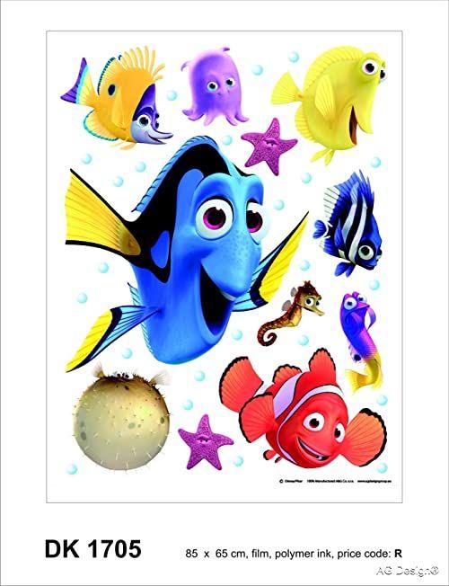 Naklejka ścienna DK 1705 Disney Nemo