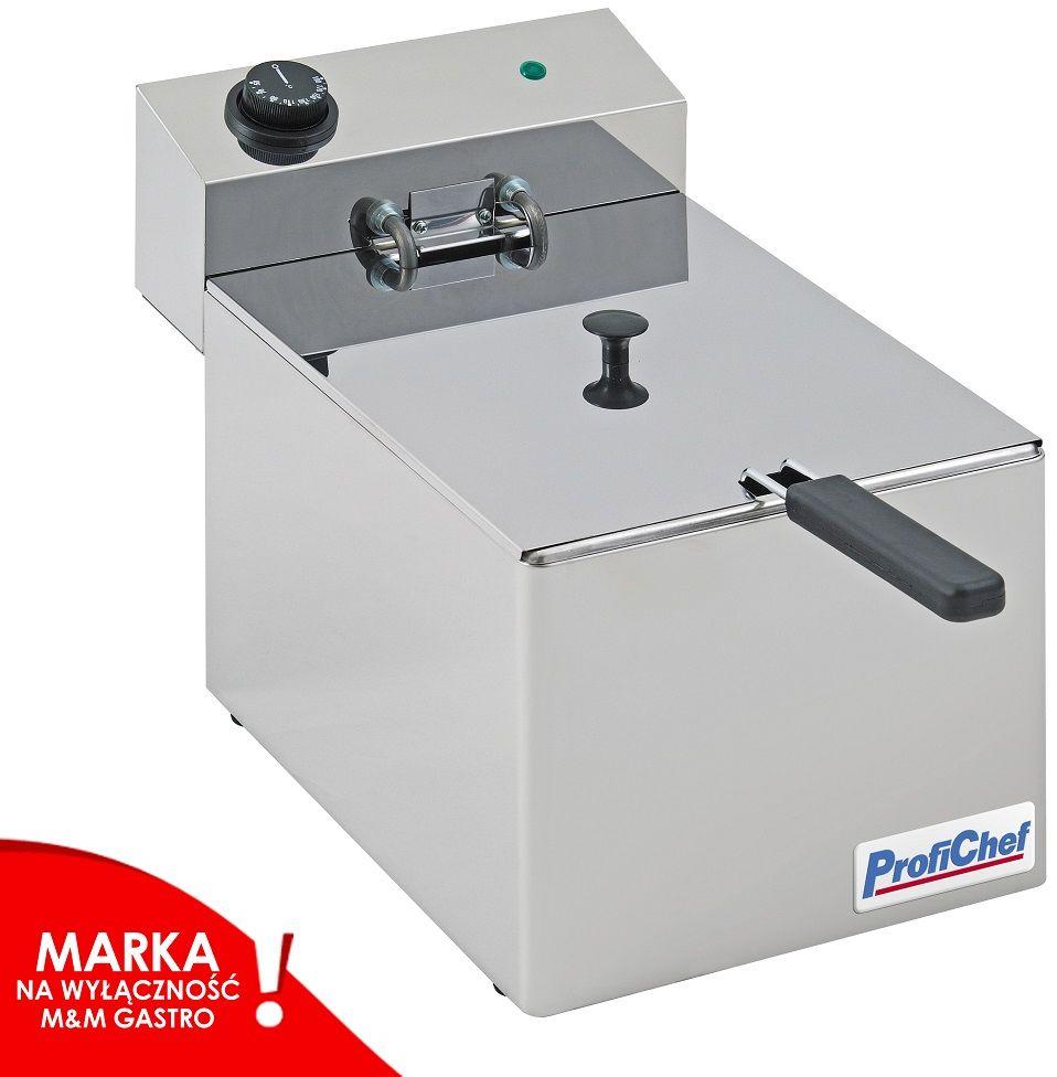 Frytownica elektryczna - poj. 8l ProfiChef PCF-8