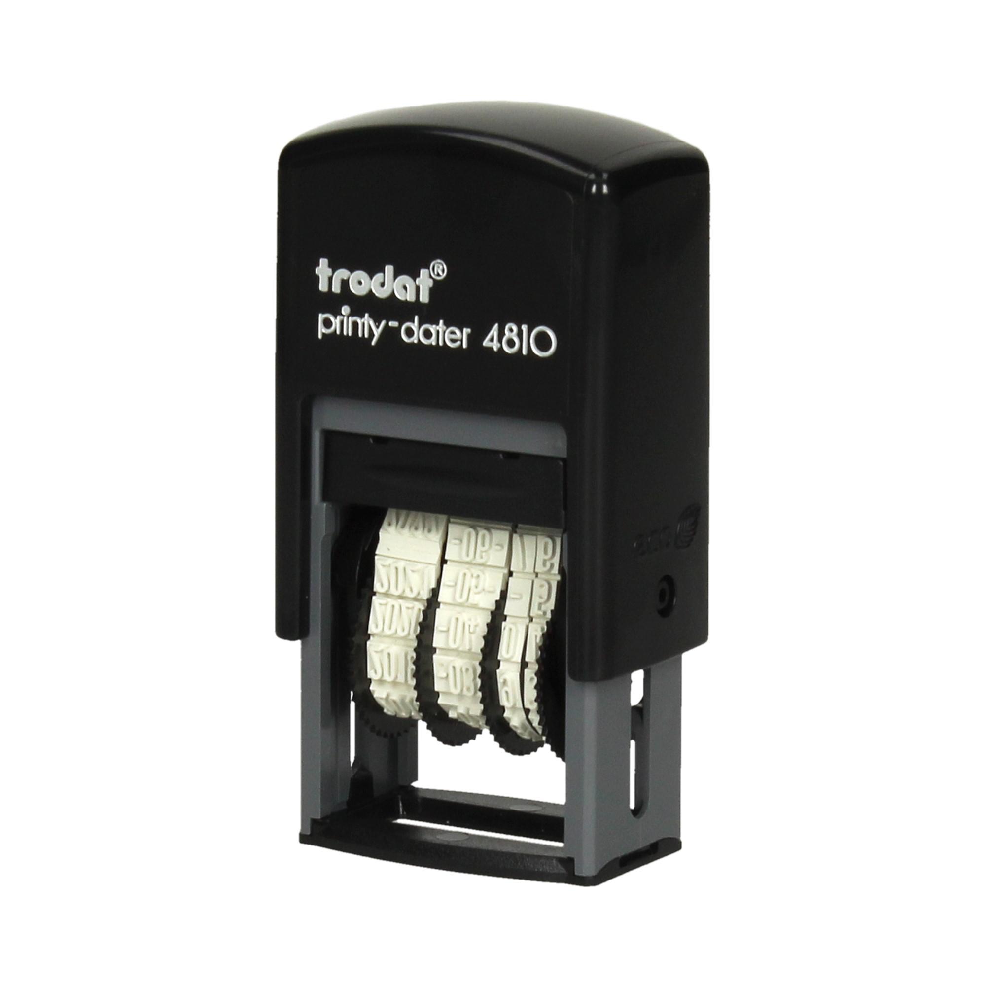 Datownik samotuszujący 4.00mm 8z ISO 4810