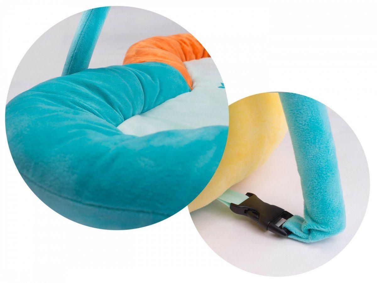 Mata interaktywna edukacyjna 85 x 50 cm Zwierzątka Ricokids