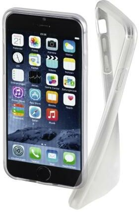 Hama Crystal Clear Cover iPhone 6/6s (przezroczysty)