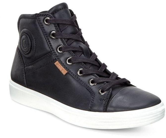 Buty sportowe dziecięce Ecco S7 Teen czarne 78000302001