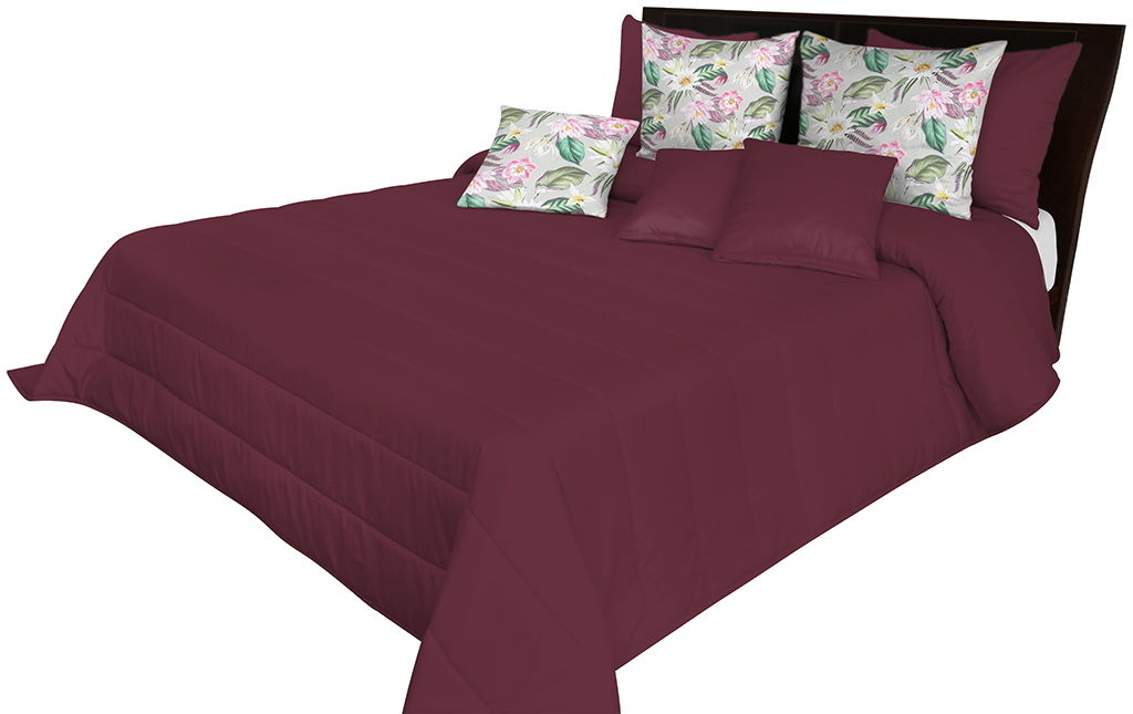 Narzuta pikowana na łóżko biskupia NMN-006 Mariall