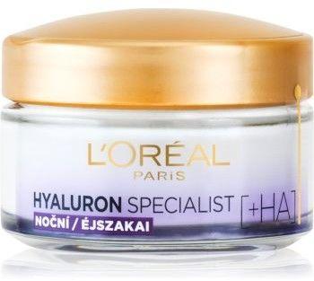 LOréal Paris Hyaluron Specialist krem wypełniający zmarszczki na noc 50 ml