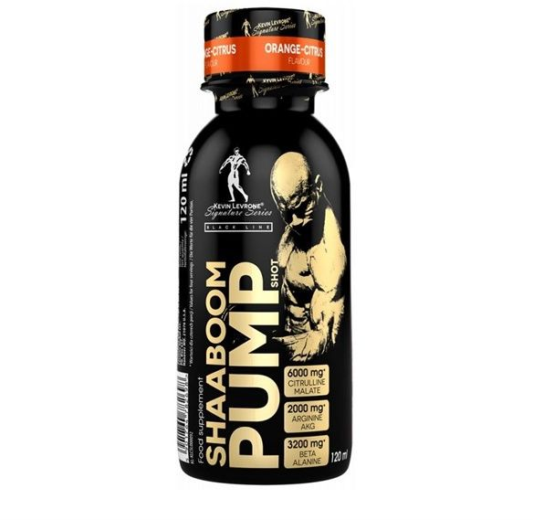 LEVRONE SHAABOOM PUMP SHOT 120ml