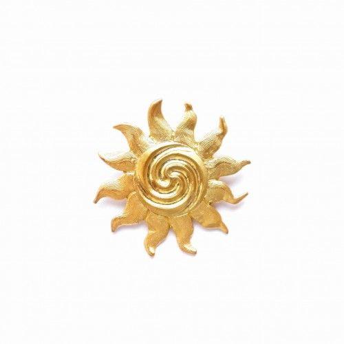 Wisiorek - Złoty talizman