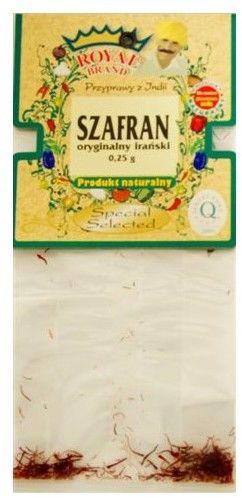 Szafran / Irański / 0,25g