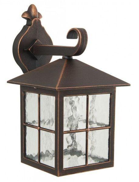 Kinkiet zewnętrzny Lampa Wenecja K 3012/1/KW miedź