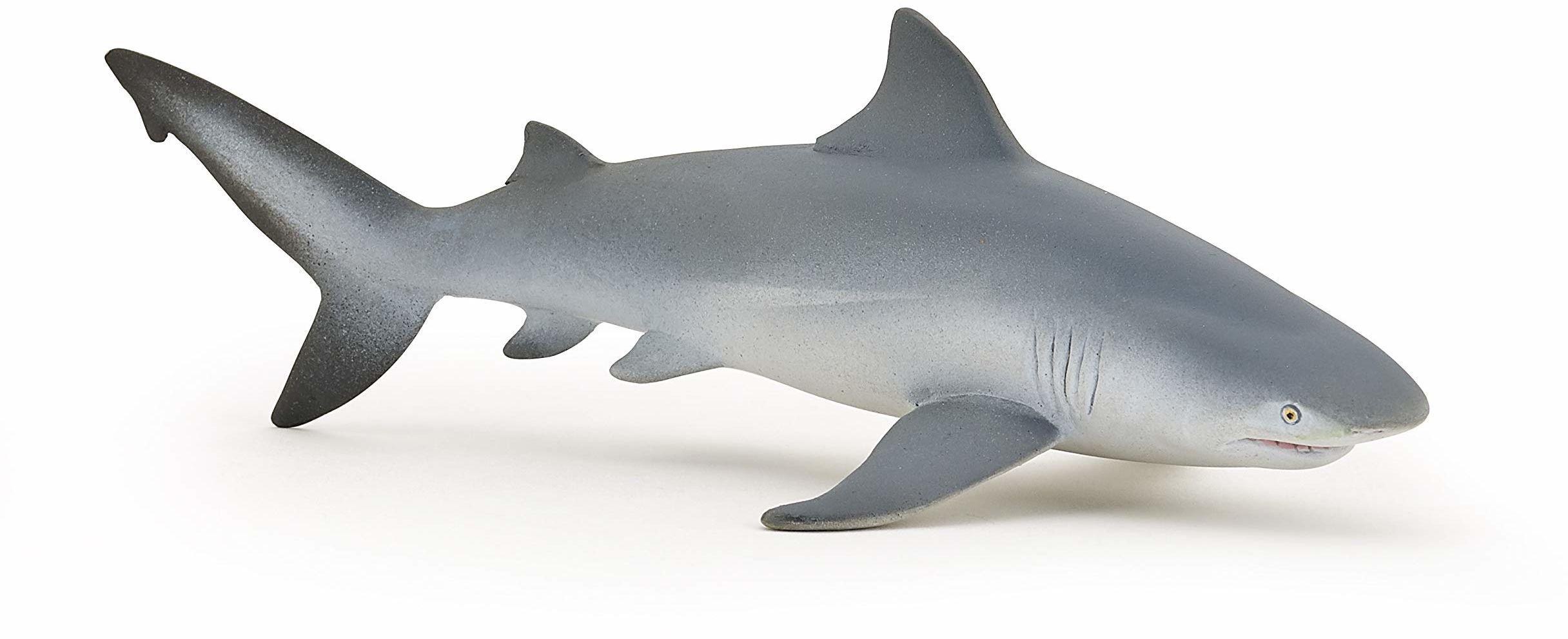 Papo 56044 figurka z żarłiem byka morskim życiem, wielokolorowa