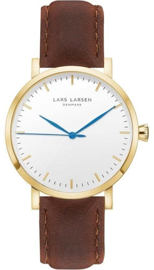 Zegarek Lars Larsen WH143GW/STRAPVIN GWARANCJA 100% ORYGINAŁ WYSYŁKA 0zł (DPD INPOST) BEZPIECZNE ZAKUPY POLECANY SKLEP
