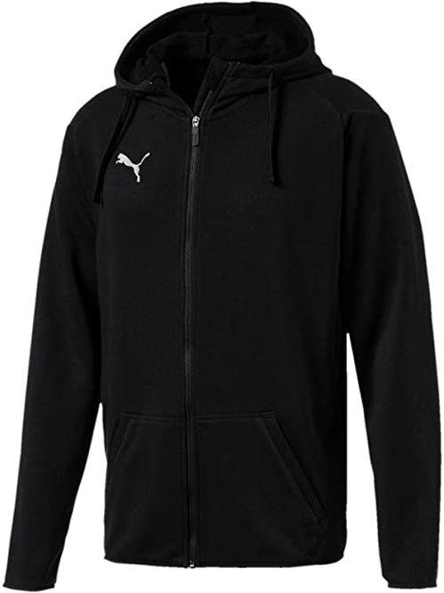 Puma Liga Casual Hoody Jacket kurtka męska (1 szt.) czarny Puma Black-Puma White XX-L
