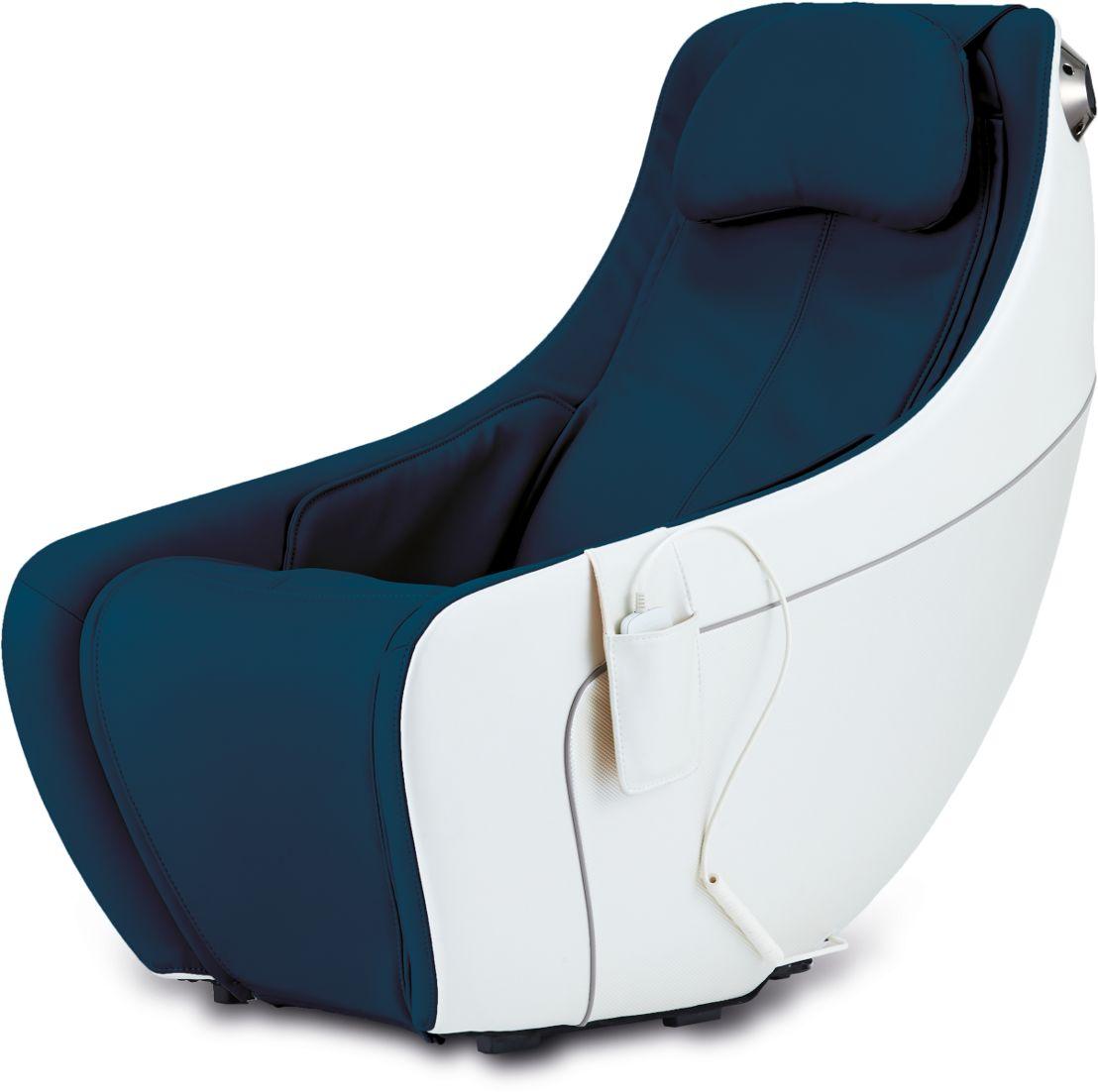 Fotel do masażu CirC 100939 Synca Granatowy