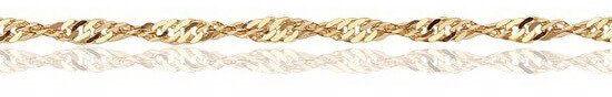 Złoty Łańcuszek LZX4214