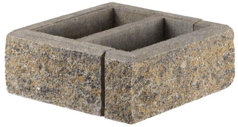 Bloczek słupkowy 36 x 36 x 14.4 cm betonowy GORC JONIEC