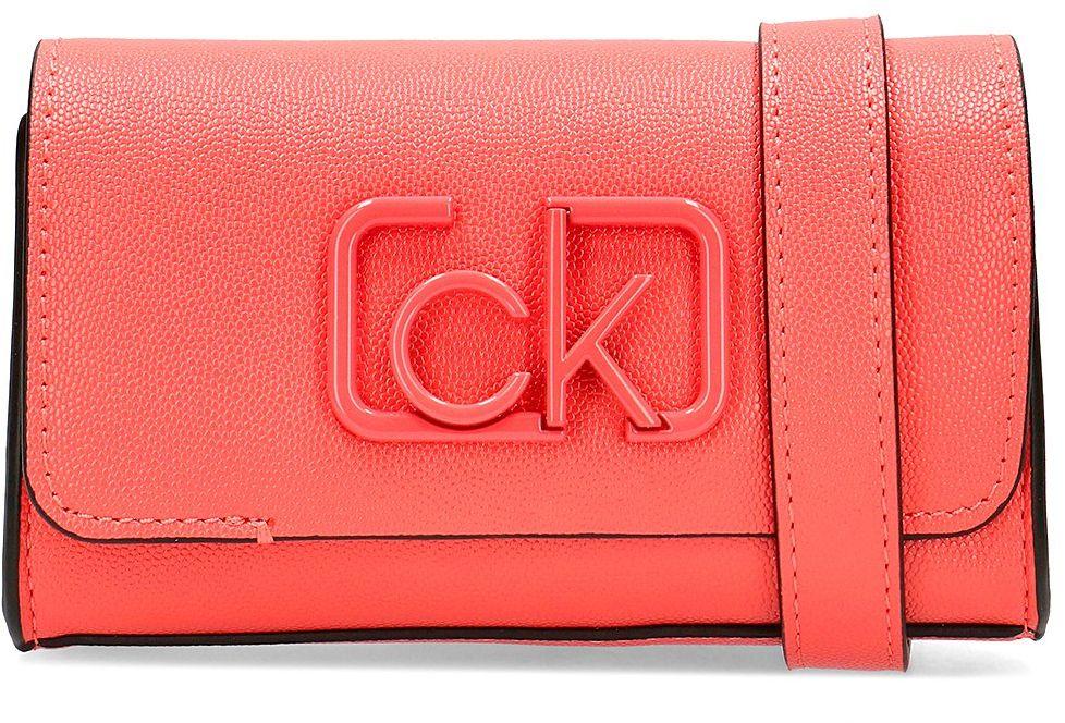 Calvin Klein Signature - Nerka Damska - K60K606644 XA4 - Czerwony