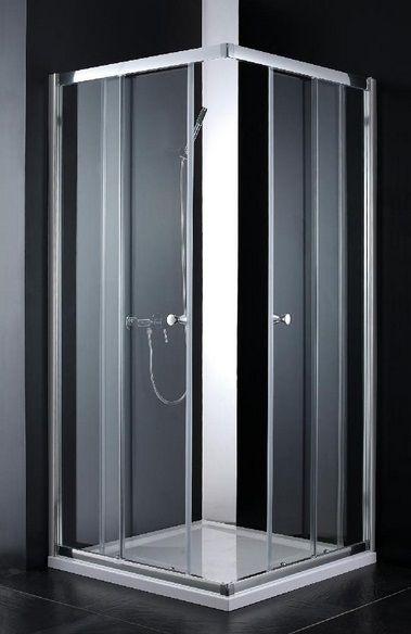 Atrium Lido kabina kwadratowa 90x90x190 cm szkło: przejrzyste FT0409