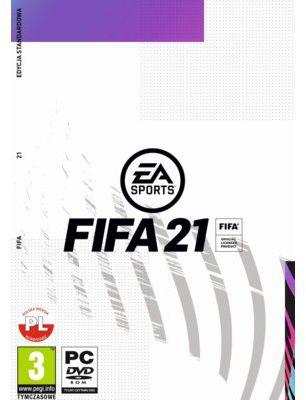 Gra PC FIFA 21 Edycja Standardowa