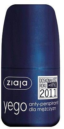 Ziaja Yego Antyperspirant w kulce dla mężczyzn 60ml