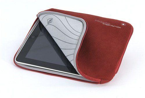 Tucano Doppio Second Skin do wszystkich iPada do 9,7 cala wraz z Smart Cover, czerwona