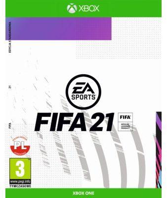 Gra Xbox One FIFA 21 Edycja Standardowa